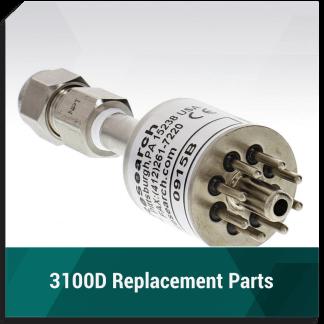 3100D Replacement Parts