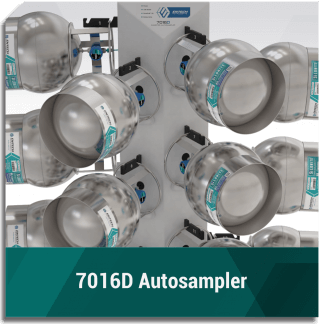 7016D Canister Autosampler