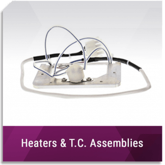 Heaters & T.C. Assemblies