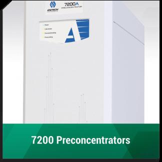 7200 Preconcentrators