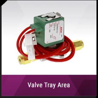 Valve Tray Area