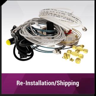 Reinstallation/Shipping