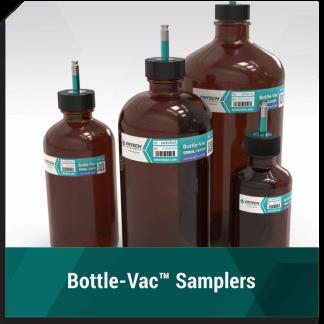 Bottle-Vac Samplers