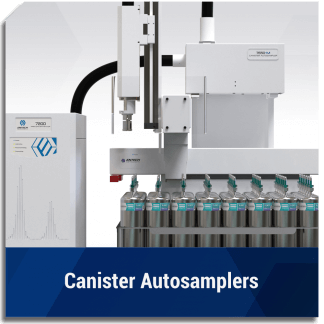 Canister Autosamplers