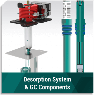 Desorption System & GC Components