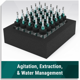 Agitation, Extraction, & Water Management