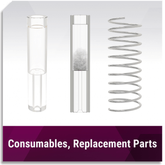 Consumables, Replacement Parts