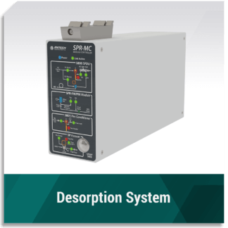 Desorption System