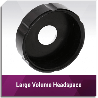 Large Volume Headspace