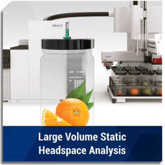 Large Volume Static Headspace Analysis (LVSH)