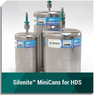 Silonite Minicans for HDS