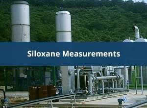 siloxane-measurements