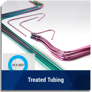 Treated Tubing