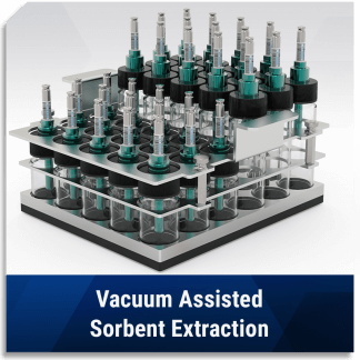 Vacuum Assisted Sorbent Extraction