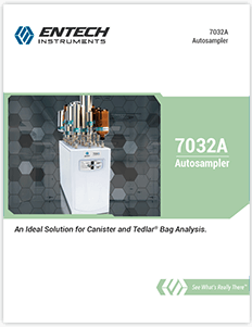 7032A Autosampling System