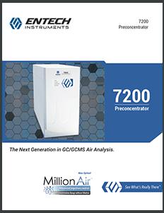 7200 Preconcentrator