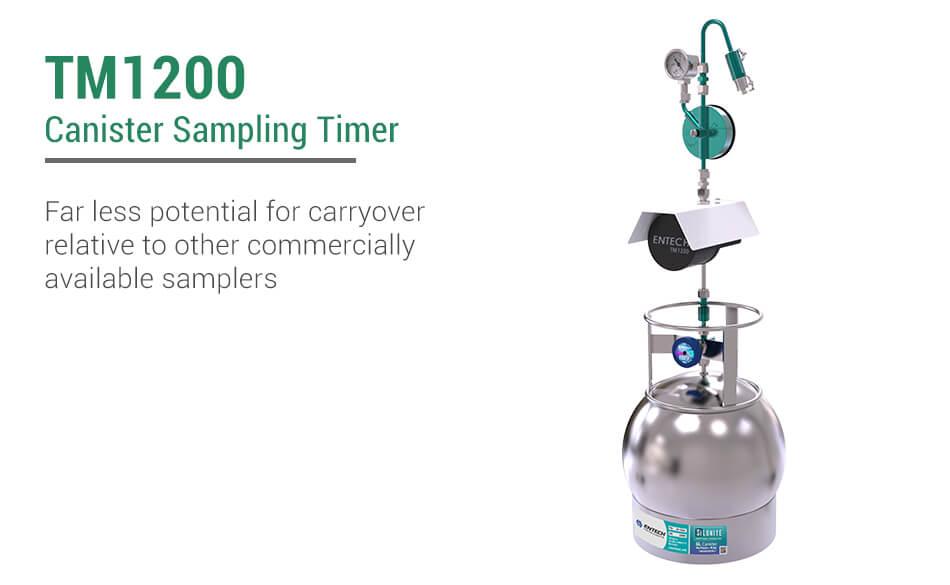 Summa Canister Sampling