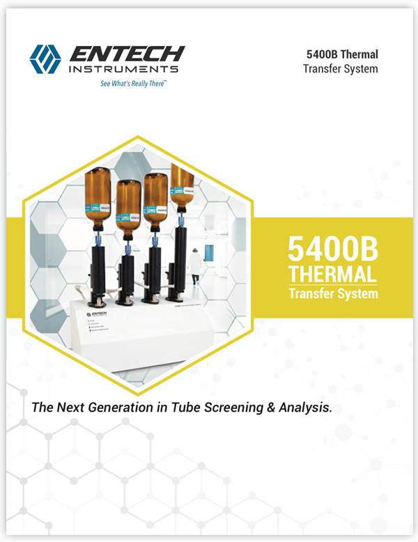 5400B Thermal Transfer System