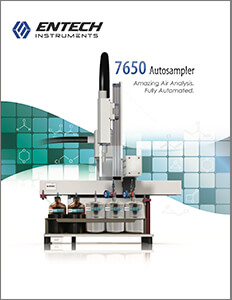 7650 Canister Autosampler