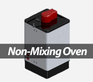 Non-Mixing Oven