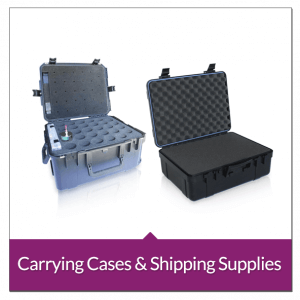 Carrying Cases & Shipping Supplies