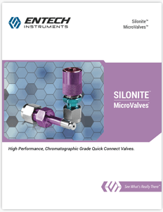 Silonite™ MicroValves