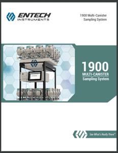1900 Multi-Canister Sampling System Brochure Download