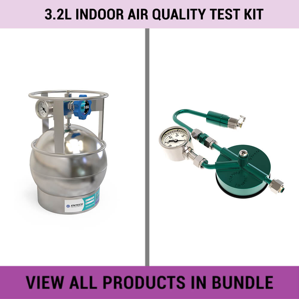 Beautiful indoor air quality test kit pictures for Indoor air quality design