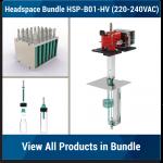 Headspace Bundle (220-240VAC)