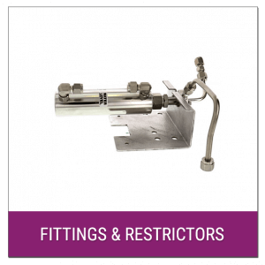Fittings & Restrictors