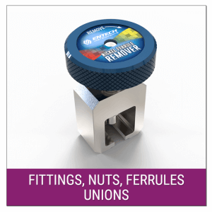 Fittings, Nuts, Ferrules, Unions