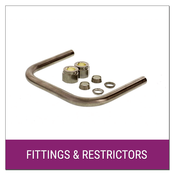 Fittings & Restrictors