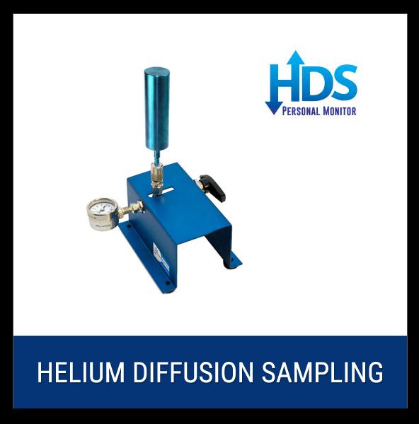 Helium Diffusion Air Sampling Systems