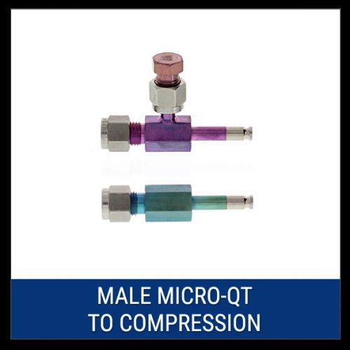 Male Micro-QT to Compression