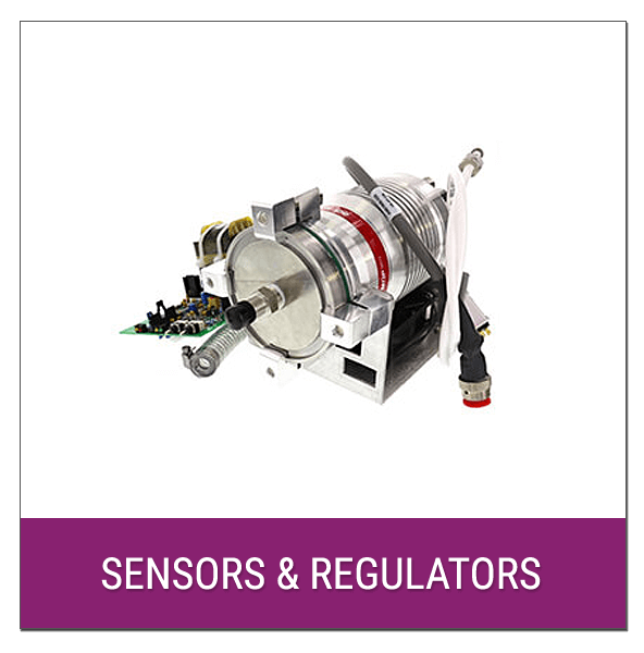 Sensors & Regulators