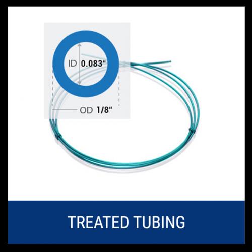 Treated Tubing