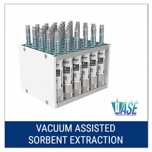 Vacuum Assisted Sorbent Extraction (VASE)