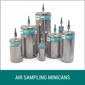 Air Sampling MiniCans