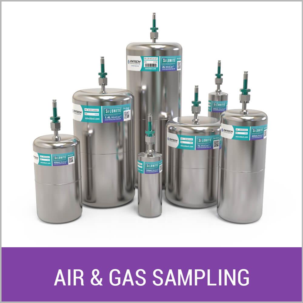 Air Sampling & Handling
