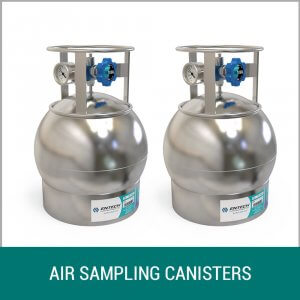 Air Sampling Canisters