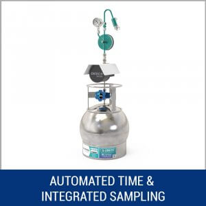 Automated & Time Integrated Sampling