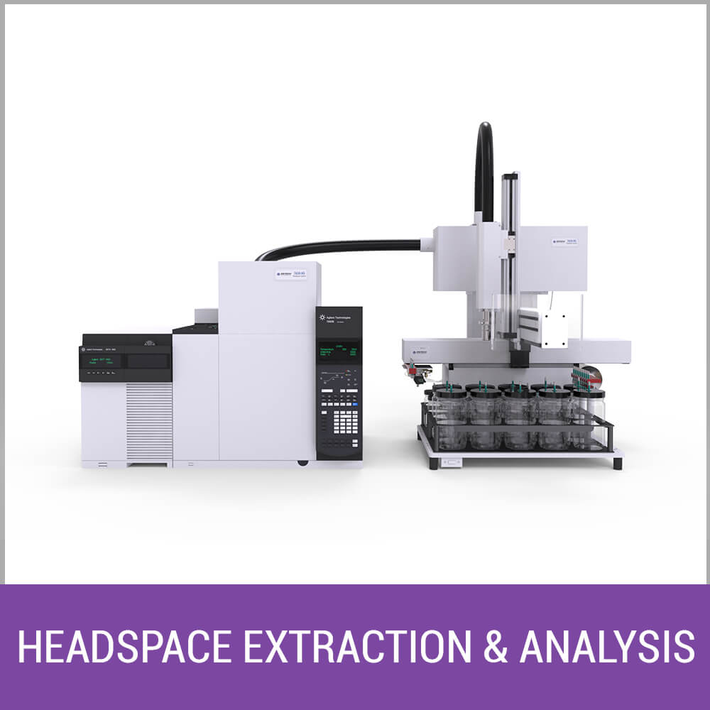 Headspace Extraction & Analysis