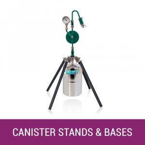 Canister Stands & Basis