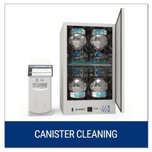 Canister Cleaning