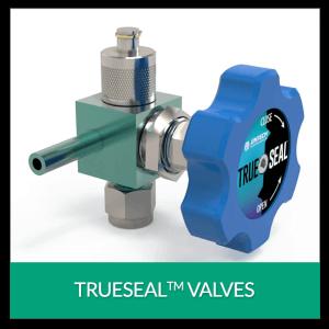 TrueSeal-Metal Seated Valves