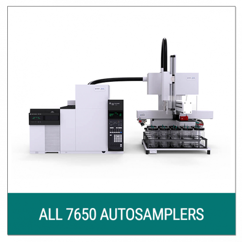 7650 Autosamplers