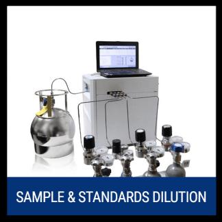 Sample & Standards Dilution