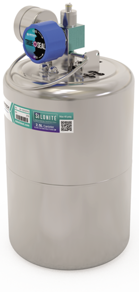 2.5L silonite can