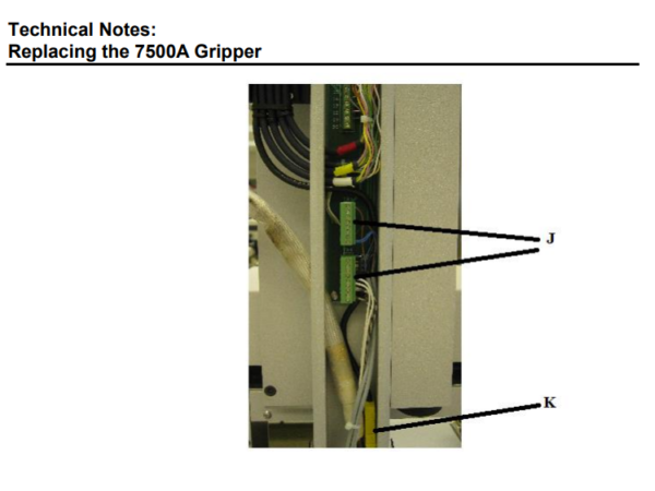 7500A Tech Notes